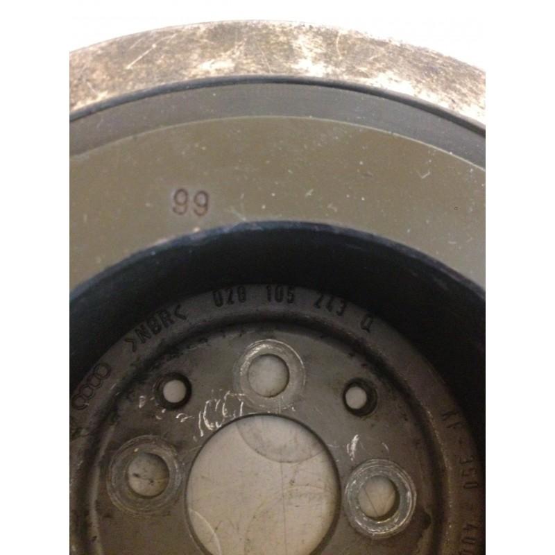 94-06.9698 4x incandescenza AUDI a6 1.9 TDI 66kw MOTORE anteposta 1z Bauj .07