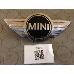MINI COOPER ONE D (2004) 1.4 DIESEL 55KW STEMMA EMBLEMA COFANO ANTERIORE 7026184