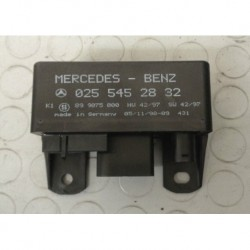 MERCEDES CLASSE A170 (1997 - 2001) W168 88KW 5P CENTRALINA RELE' CANDELETTE