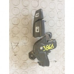 ALFA ROMEO 156 BERLINA (1997 - 2003) 1.9 JTD 85KW 5P LEVA INTERNA APERTURA COFANO POSTERIORE E SPORTELLO CARBURANTE