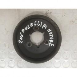 PEUGEOT 206 (1998 - 2003) 1.4 55KW 3P PULEGGIA ALBERO MOTORE