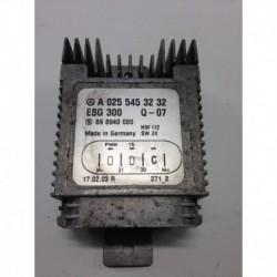 MERCEDES CLASSE A170 (2003) W168 70KW 5P CENTRALINA CONTROLLO VENTOLE A0255453232