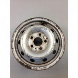 PEUGEOT BOXER (2000) 2.5 DIESEL 63KW CERCHIO IN FERRO R15 A4470296 / 6J X 15 H2