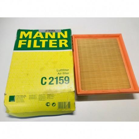 CITROEN/PEUGEOT FILTRO ARIA MANN C2159