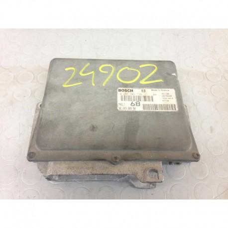 CITROEN SAXO (1998-2001) 1.1 BENZINA 44KW 3P CENTRALINA MOTORE