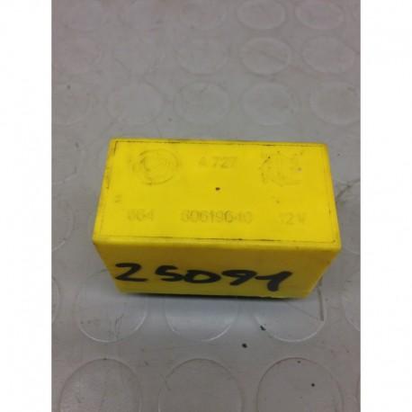 ALFA ROMEO 146 (2000) 1.6 BENZINA 88KW 5P RELE' RELAY A727 12V 60619640