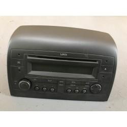 LANCIA YPSILON (2004) 1.3 DIESEL 51KW 3P AUTORADIO SENZA CODICE (NON FORNIAMO CODICE AUTORADIO,SOLO NUMERO TELAIO) 7353925550