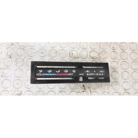 OPEL FRONTERA (1992 - 1995) 2.0 BENZINA 85KW 3P PLASTICA GRUPPO COMANDI RISCALDAMENTO CLIMA