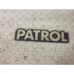 NISSAN PATROL (1991) 3.2 DIESEL 70KW 3P EMBLEMA PATROL