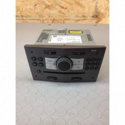 OPEL ASTRA H GTC (2006) 1.7 DIESEL 74KW 3P AUTORADIO (NON FORNIAMO CODICE AUTORADIO, SOLO NUMERO TELAIO) 13204082
