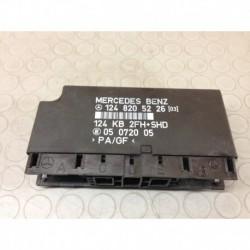 MERCEDES W124 BERLINA (1993) 2.0 BENZINA 100KW 5P CENTRALINA COMFORT 1248205226