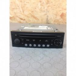 CITROEN C4 (2007) 1.6 DIESEL 66KW 5P AUTORADIO (NON FORNIAMO CODICE AUTORADIO, SOLO NUMERO TELAIO) 9660646877
