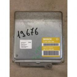 CITROEN AX/PEUGEOT 106 CENTRALINA MOTORE BOSCH 0261200780